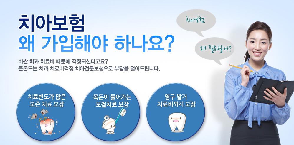 치아보험설명
